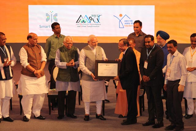 India Smart Cities Awards 2018 - The City Award