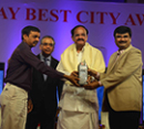 India Today Best City Award 2014