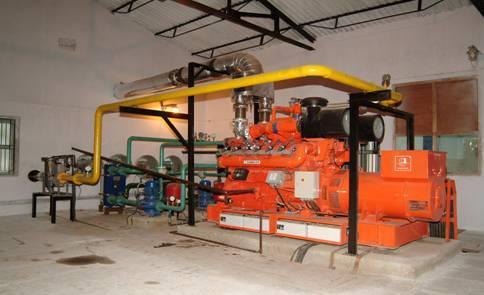 Bio gas based Power Plant : Surat Municipal Corporation