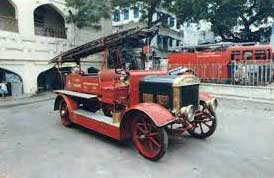 fire and emergencyservices vehicle in the year 1852