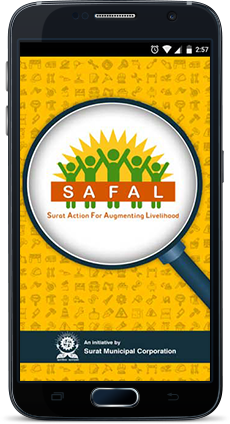 SAFAL - AndroidApp Image