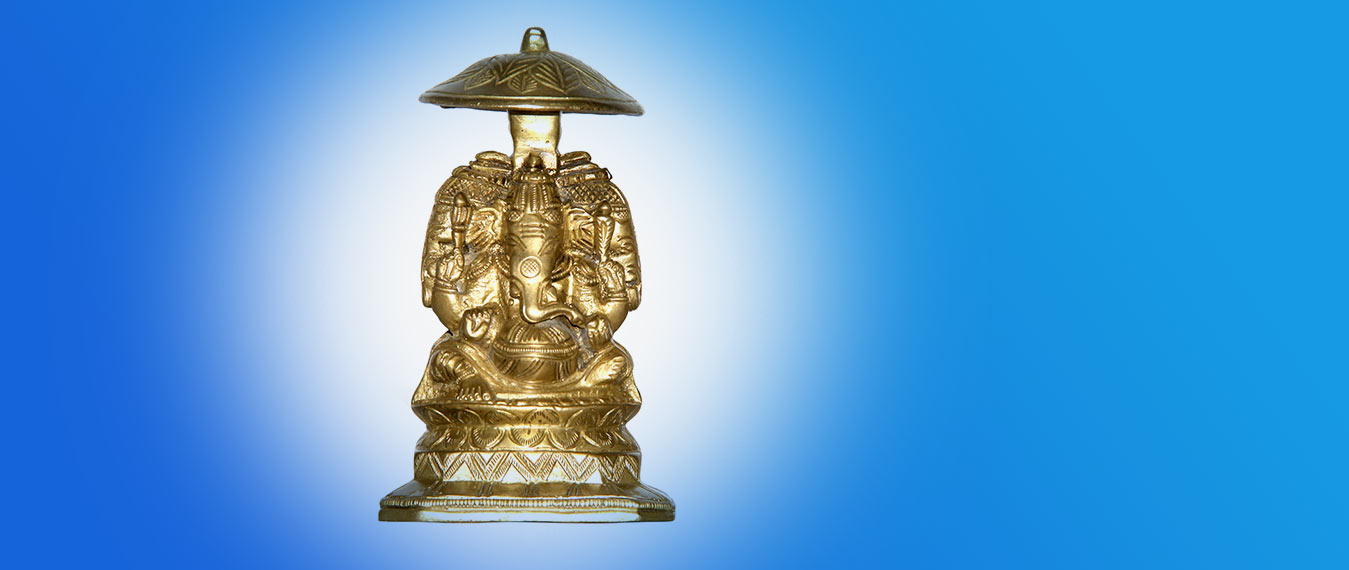 Object of the Month - GANESHA