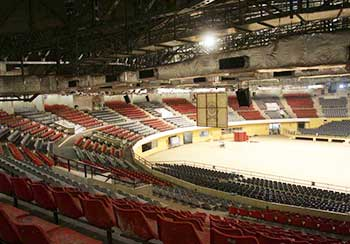 Surat Indoor Stadium - Other Information
