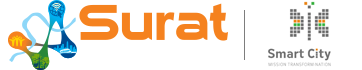 Surat Smart City and Smart City Logo