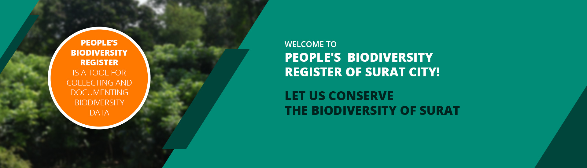 People's  Biodiversity Register of Surat city
